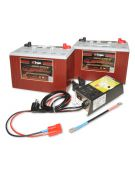 Комплект аккумуляторных батарей (с З/У) для BR/BD 530, B 50/50, B 40 (91 А/h)