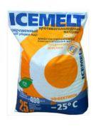 Противогололедный реагент  АЙСМЕЛТ  (ICEMELT) (до -25ºС)