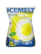 АЙСМЕЛТ Микс (25 кг) эффективен до -20ºС