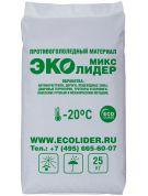 ЭКОЛИДЕР МИКС (25 кг) эффективен до -20ºС