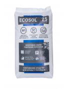 ECOSOL (25 кг)  эффективен до -20ºС