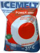 АЙСМЕЛТ ПВ (25 кг) эффективен до -31ºС